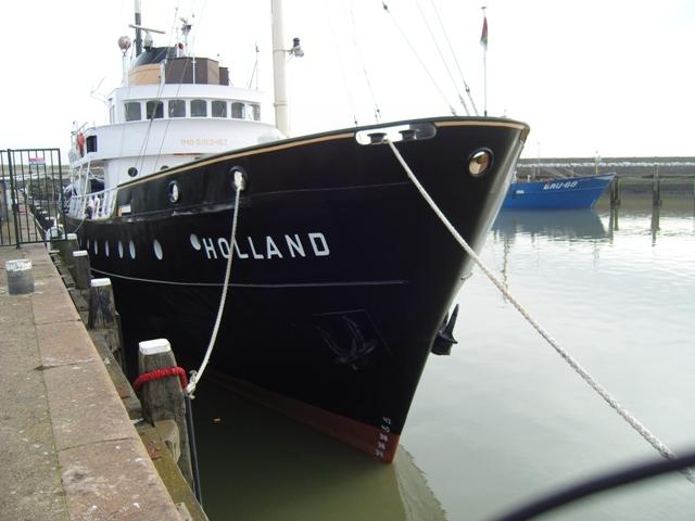 Schrier-Zeesleepboot de Holland
