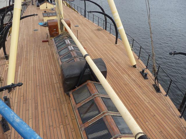 Scheepsdekken - Jacht-en Scheepstimmerbedrijf Schrier