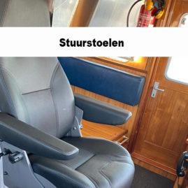 Stuurstoelen Scheepstimmerbedrijf Schrier